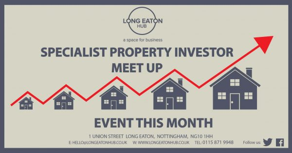 Property Investor Meet Up - Long Eaton Hub