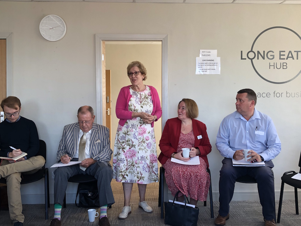 Long Eaton Hub Networking, Monthly Group, Nottinghamshire